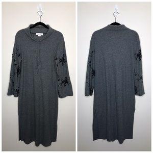 Oscar de la Renta Vintage Acrylic Sleep Dress S